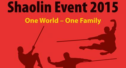 """Shaolin Event 12. und 13. Dezember 2015 mit """"Shaolin Kung Fu Show"""""""