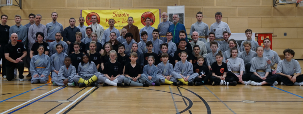4. International Shaolin Event Berlin-Show