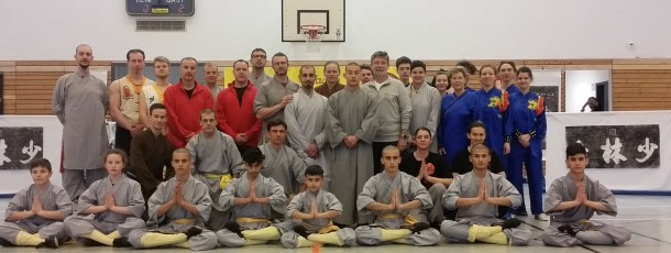 5.International Shaolin Culture Meeting Berlin