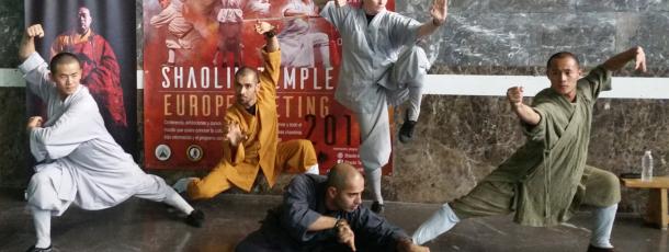 1. Meeting of Shaolin Disciples in Spain/Madrid 3-5. Juni 2016