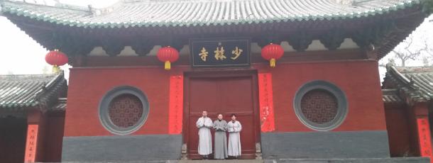 Reise zum Shaolin Kloster nach China 2017