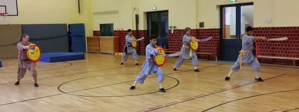 Filmaufnahmen im Shaolin Kultur Verein e.V.