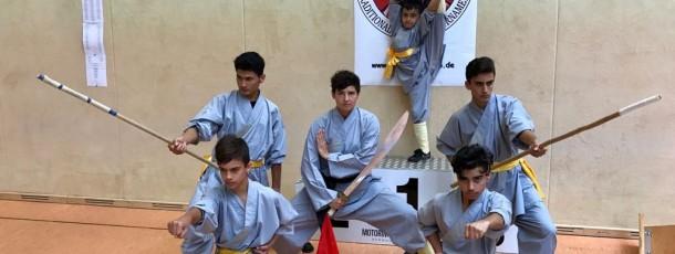 Kung Fu Turnier in Bernau