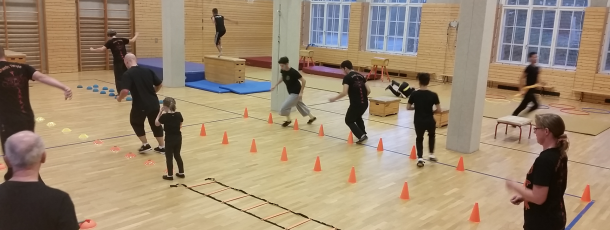 Die Vielfalt des Trainings