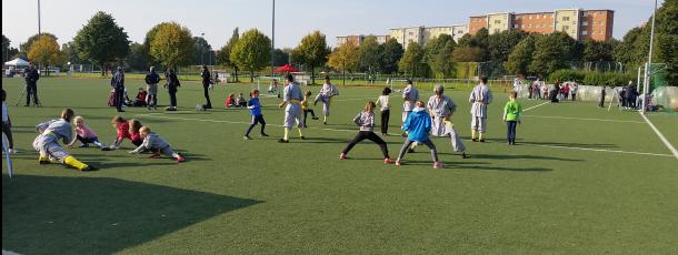 1. Interkulturelle Sportfest in Berlin