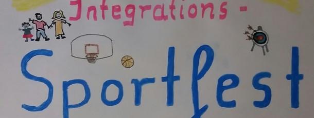 15.9.2018  eigenes Integrationssportfest